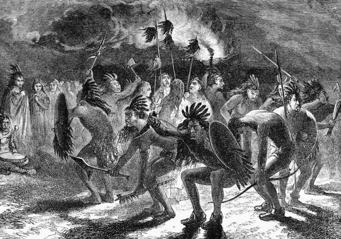 Древние индейцы амарант часто использовали в своих ритуалах