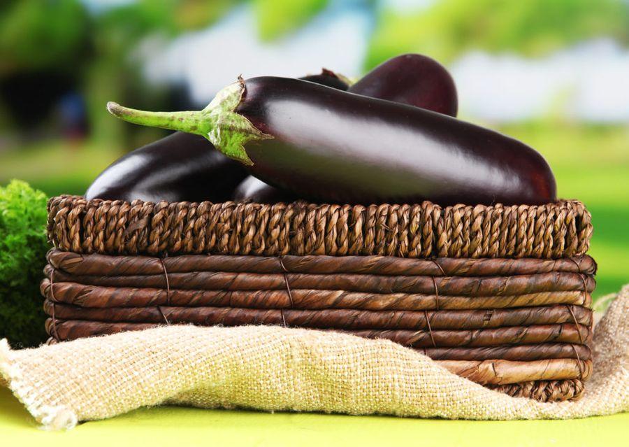 Баклажаны полезны сердечникам, диабетикам, страдающим от избытка лишнего веса и холестерина