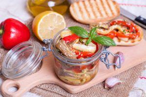 Баклажаны на зиму - отличная закуска к праздничному столу