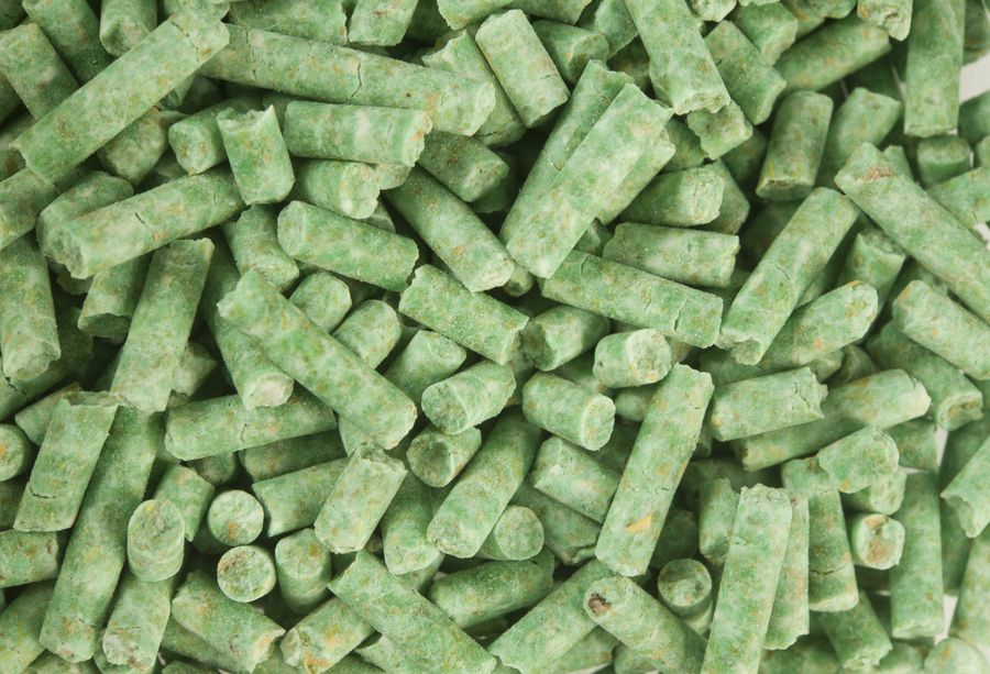 Химические вещества в виде гранул для борьбы с улитками - контактно-кишечного действия