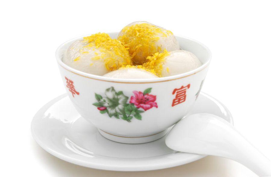 Хризантемы - неотъемлемая часть японской и китайской кухни