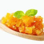 Принцип приготовления всех цукатов - сухое варенье
