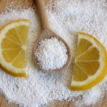 Лимонная кислота поможет сохранить ягодам их цвет