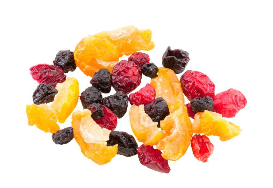 Ягодные цукаты быстры в изготовлении и самые вкусные