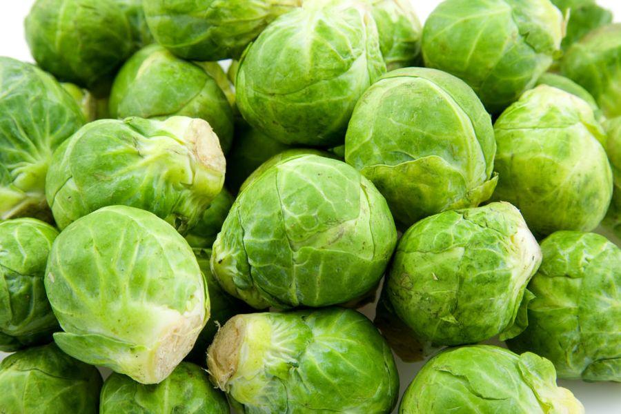 Брюссельская капуста - питательный и полезный овощ