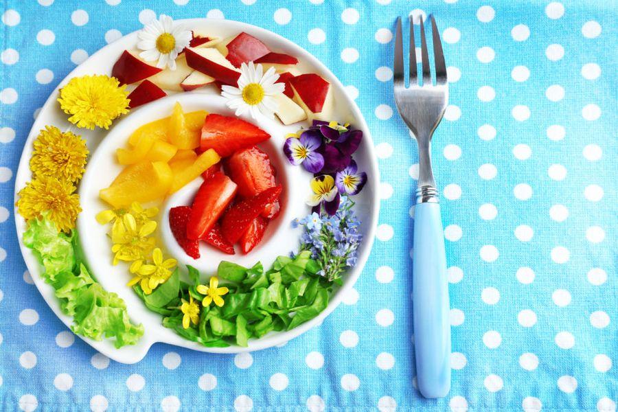 Маргаритки предпочитают употреблять любители органической еды
