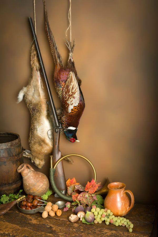 Сейчас охота строго регламентируется законом, поэтому дичь - редкость на нашем столе