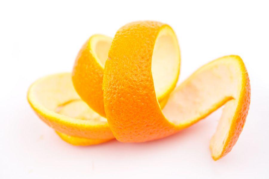 Апельсиновая цедра - мощный инсектицид