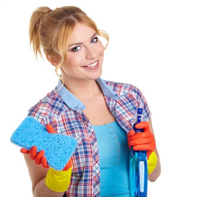 Эмоциональный настрой сыграет важную роль в результате генеральной уборки