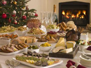 Рецепты на Новый год