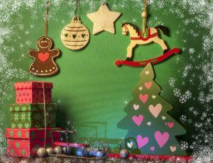 Фигурки из фанеры для новогоднего декора прослужат многие годы