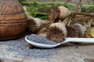 Семена мака - это настоящая кладовая витаминов.
