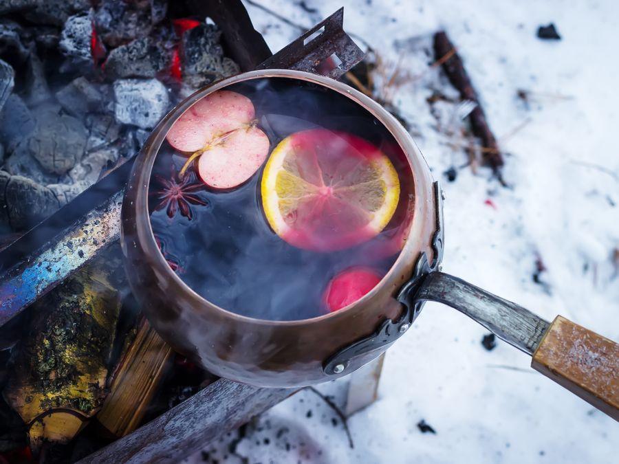 Разновидностей зимнего напитка - огромное количество