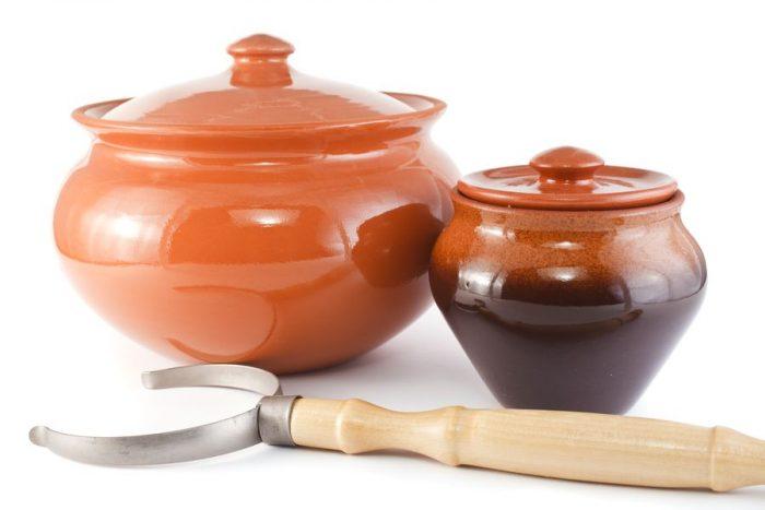 Правильно выбранная глиняная посуда прослужит долгие годы