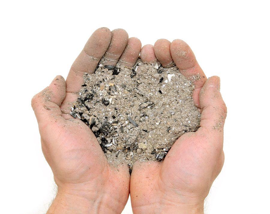 Зола - ценное удобрение, богатое микроэлементами