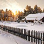 В феврале не только день прибывает, но и морозы да метели не отступают