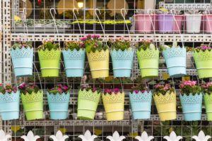 Подставка для цветов своими руками
