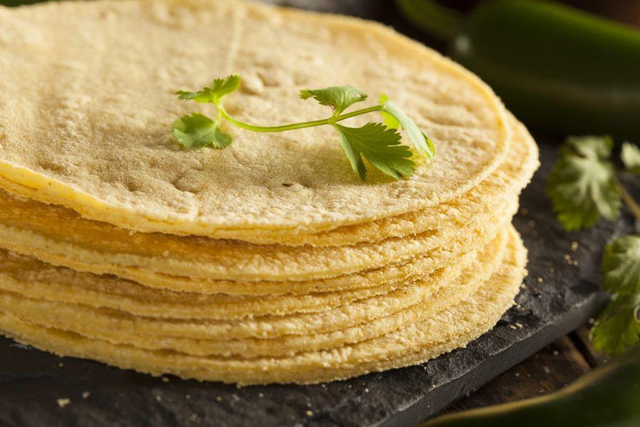Мексиканские тортильяс популярны во всём мире