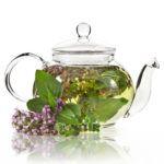 Чай из чабреца традиционно заваривался при простудах