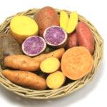 Цветной картофель помогает укрепить здоровье человека