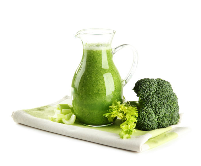 Капуста брокколи по питательным свойствам не имеет себе равных среди овощных растений