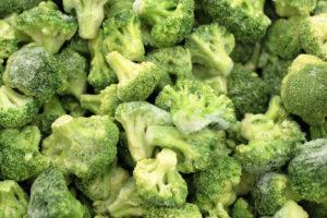 Полезные и питательные свойства брокколи сохраняются при быстром замораживании
