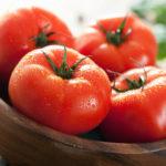 Свои томаты всегда вкуснее!