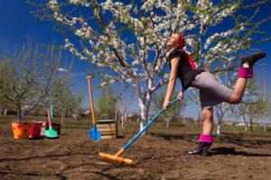 Правильная обработка земли и планирование посадок вознаградят богатым урожаем