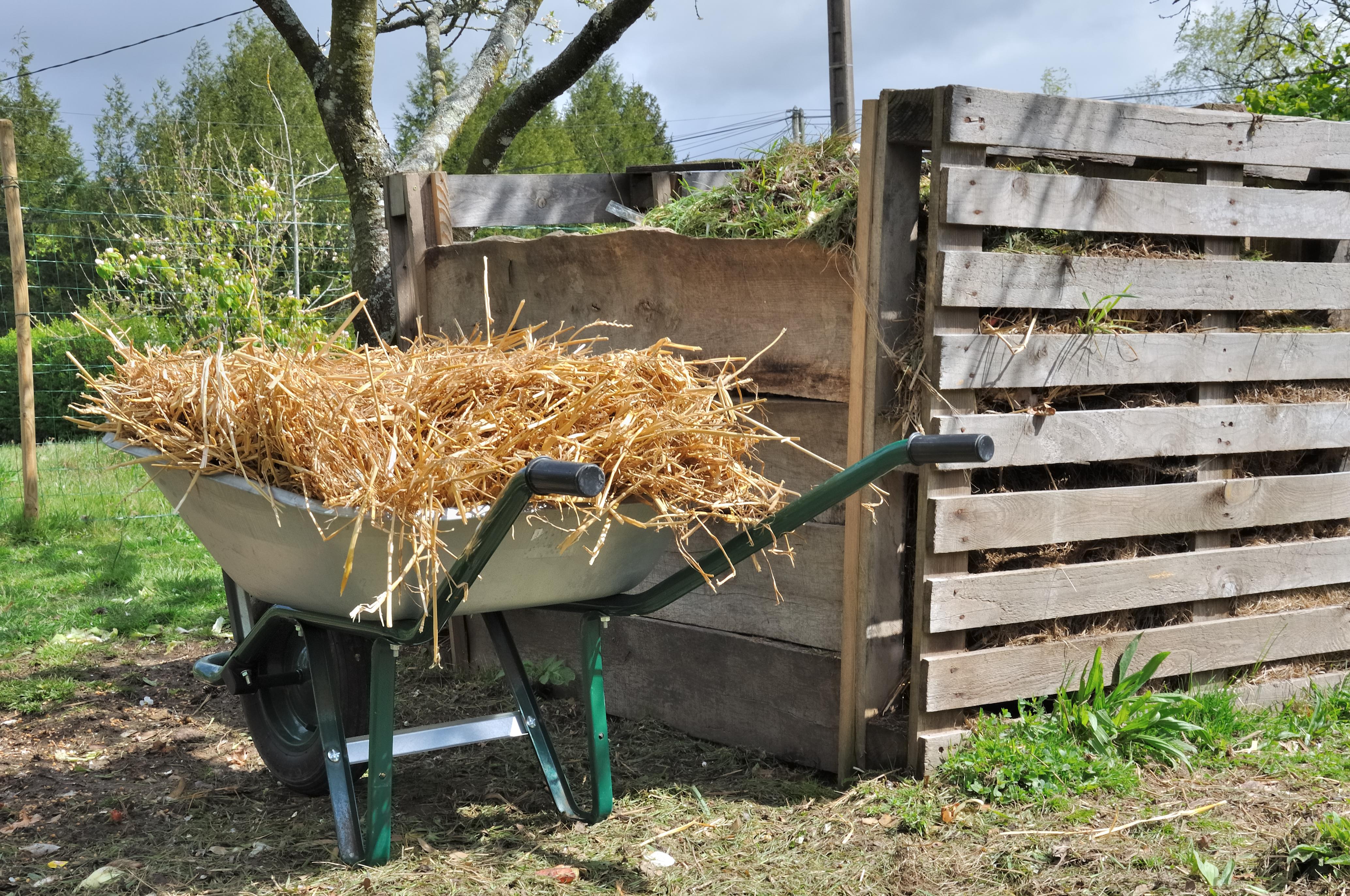 Подготовка компоста - не менее важное дело для садовода перед закрытием дачного сезона