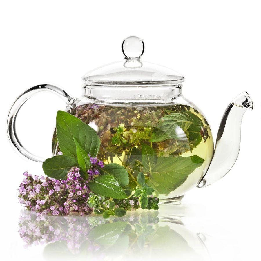 Травяные чаи из чабреца - помогают здоровью