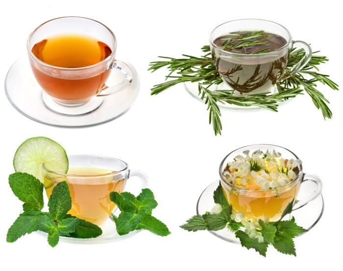 Лекарственные чаи от хвори сильны!