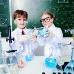 дети и наука