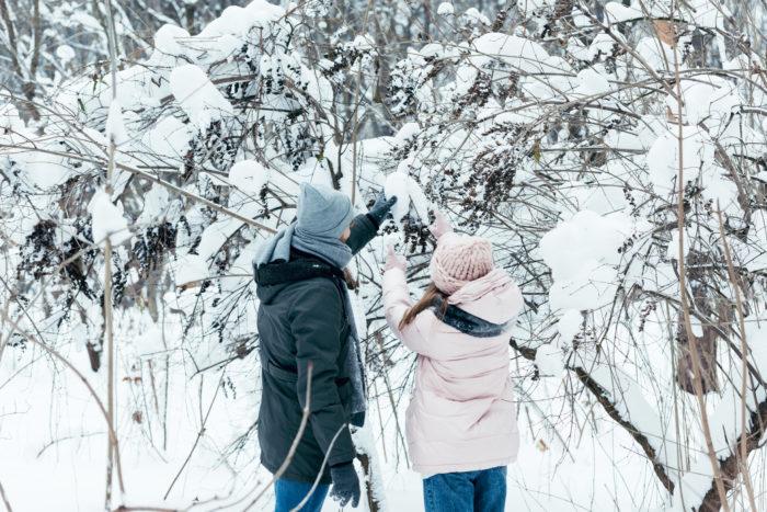 В феврале в старину существовал обряд, помогающий сохранить благополучие семьи