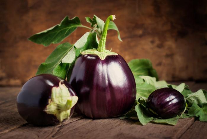 Баклажаны - это овощи долголетия