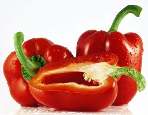 Толстостенные сорта перца содержат максимальное количество витамина С