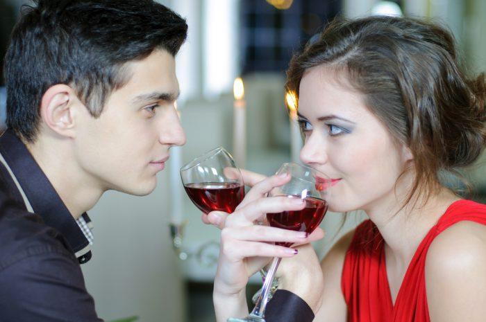 Вино с корицей на брудершафт