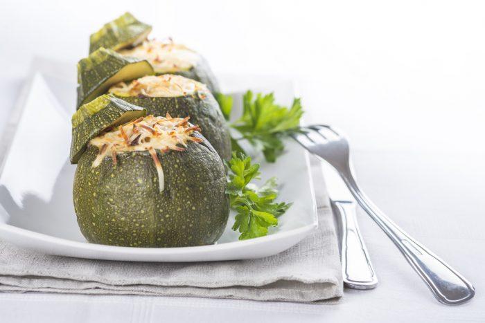 Такая необычная форма плодов кабачков любое блюдо сделает ярким вкусным и запоминающимся
