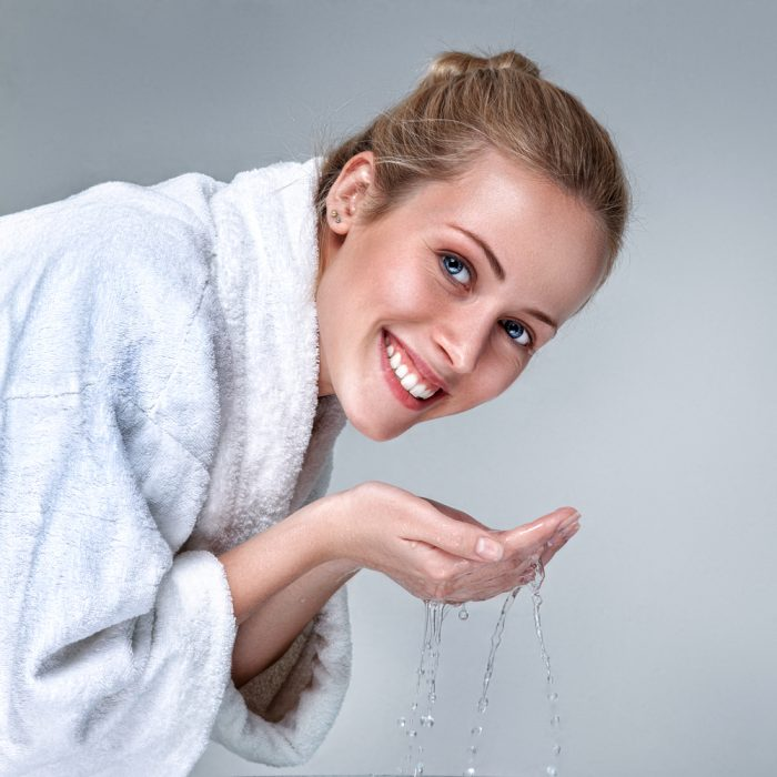 Умыться, значит омолодиться