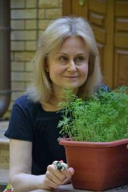 Дарья Донцова вегетарианка