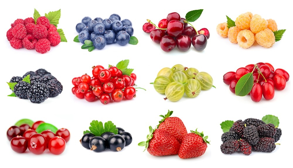 Свежие ягоды, особенно черника - своеобразная атака на токсичные клетки в организме