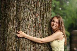 Дуб - дерево силы