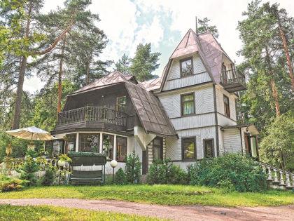 Дом Мельниковой