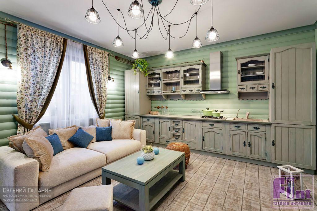 Зеленый дом Елены Яковлевой