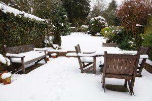 Ценные вещи не рекомендуется оставлять на даче, которую вы не посещаете зимой