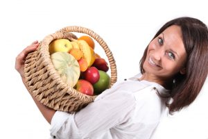 Осенние витамины - овощи и фрукты