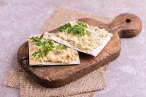 Форшмак — типичная закуска в одесской кухне