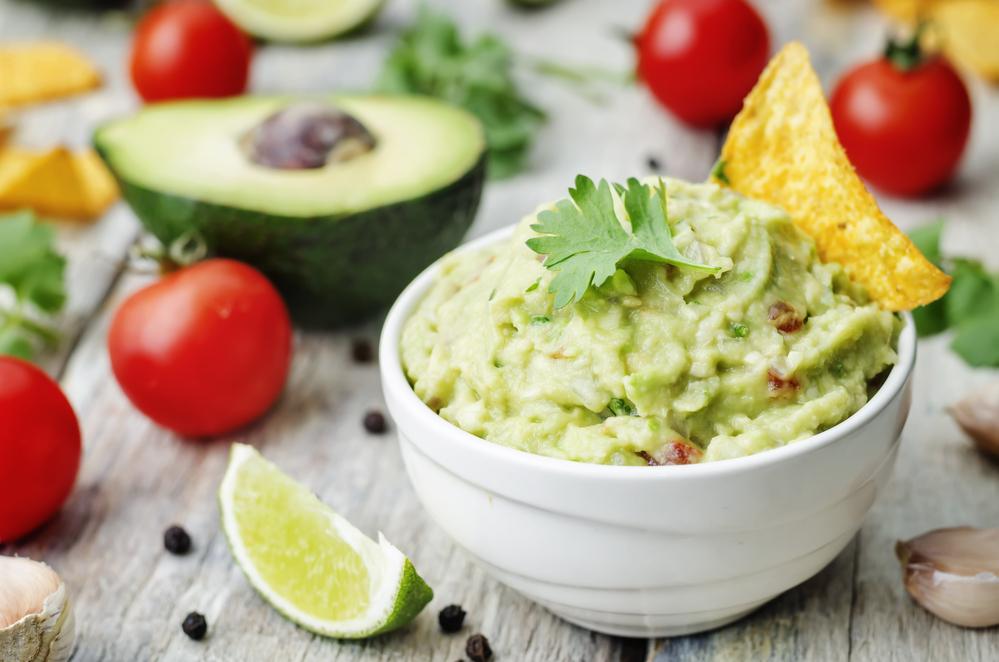 Гуакамоле подойдет как необычная закуска даже для праздничного стола