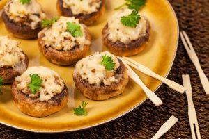 Во время поста много интересных блюд можно приготовить с грибами
