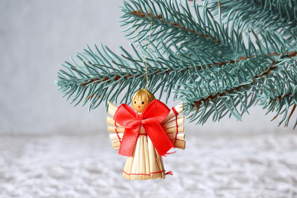 Новый год — время добрых пожеланий и подарков