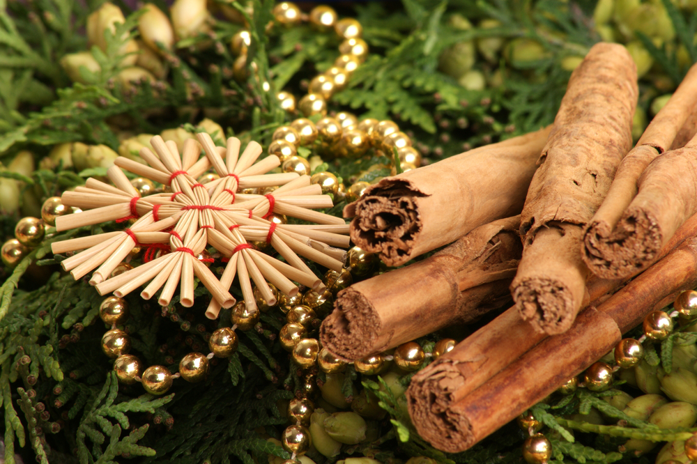 Аналогом венка может стать и рождественская звезда
